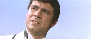Nino Castelnuovo as Junior in Massacre Time (1966)
