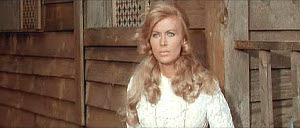 "Elina De Witt as Lisa in ""Kill or Be Killed"" (1966)."