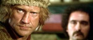 "Donal O'Brien as Burt Craven in ""A Man Called Blade"" (1977)."
