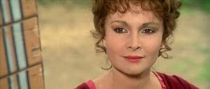 "Marine Brochard as Angela in ""A Man Called Blade"" (1977)."