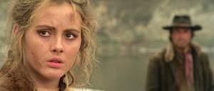 "Sonja Jeannine as Deborah McGowan in ""A Man Called Blade"" (1977)."