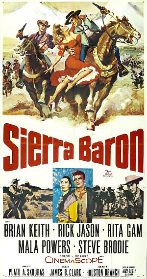 Sierra Baron Sierra Baron 1958 Once Upon a Time in a Western