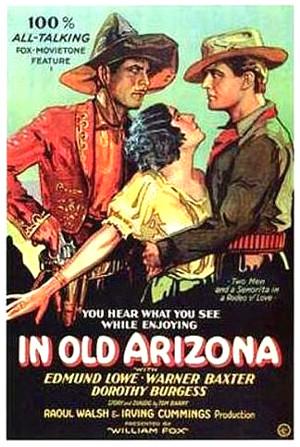 In Old Arizona (1928) poster