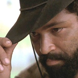"Jeffrey Wright as Daniel Holt in ""Ride with the Devil"" (1999)"