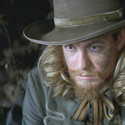 "Simon Baker as George Clyde in ""Ride with the Devil"" (1999)"