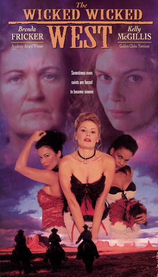 The Wicked, Wicked West (1998) VHS cover