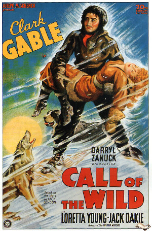Call of the Wild (1935) poster