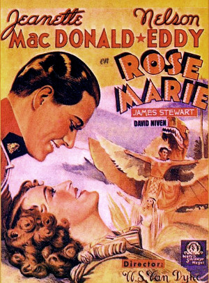 Rose-Marie (1936) poster