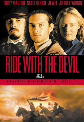 Ride With the Devil (1999) DVD cover