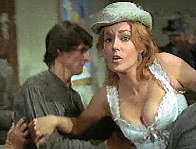 there was a crooked man movie barbara rhodes naked