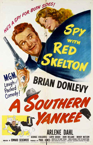 A Southern Yankee (1948) poster