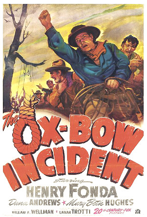 The Ox-Bow Incident (1943) poster