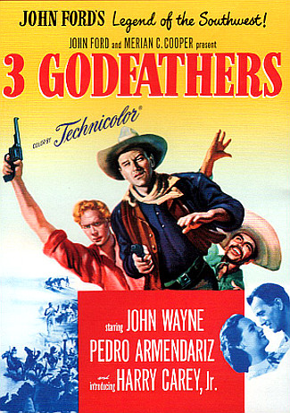 Three Godfathers (1948) poster