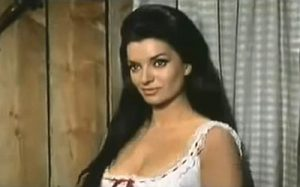 Aurora De Alba as Ennis in Rattler Kid (1968)