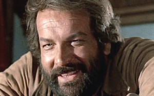 Bud Spencer as Hiram Coburn in It Can Be Done Amigo (1972)
