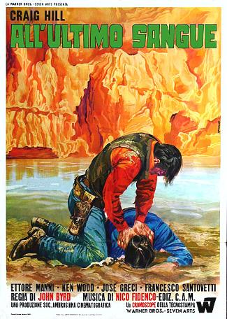 Bury Them Deep (1968) poster