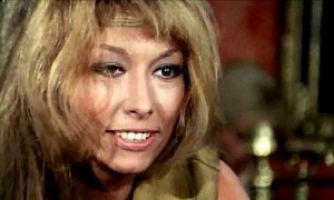 Claudia Gravy as Mary in Matalo (1970)