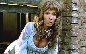 Danny Saval as Mary Bronston in It Can Be Done Amigo (1972)