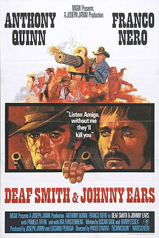 Deaf Smith and Johnny Ears (1973) poster