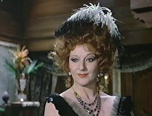 Francesca Benedetti as the Madame in Deaf Smith and Johnny Ears (1973)