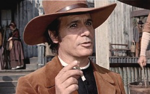 Francisco Rabal as the sheriff in It Can Be Done Amigo (1972)