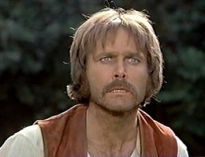 Franco Nero as Johnny Ears in Deaf Smith and Johnny Ears (1973)