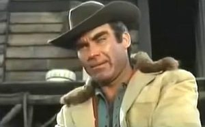 Frank Banna as Tom, one of Riff's men, in Rattler Kid (1968)