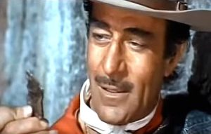 Gilbert Roland as Montero in Any Gun Can Play (1967)