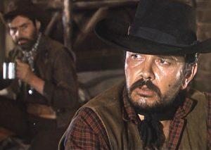 Lucio De Santis as Mulligan in Coffin for a Sheriff (1965)