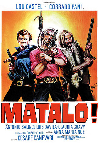 Matalo (1970) poster