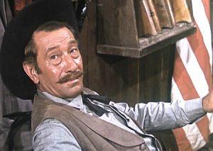 Miguel del Castillo as Sheriff Gallagher in Coffin for a Sheriff (1965)