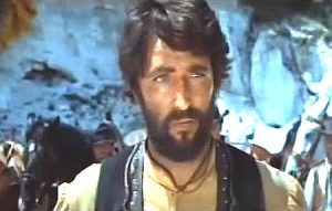 Riccardo Pizzuti as Paco in Any Gun Can Play (1967)