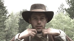 Chance Lange as Colin London in Lawless Frontier (2012)