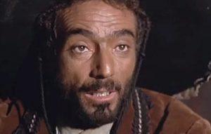 Hernandez in The Last Bandit (1971)