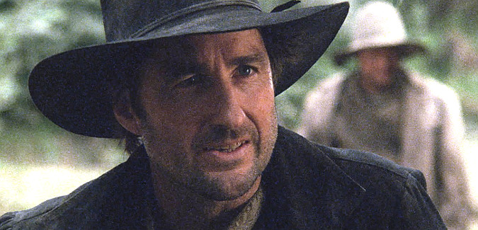 Luke Wilson as Josiah in Outlaws and Angels (2016)