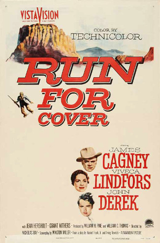Run for Cover (1955) poster