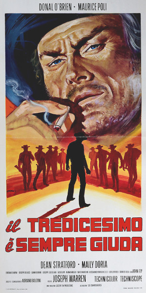 The Last Traitor (1971) poster