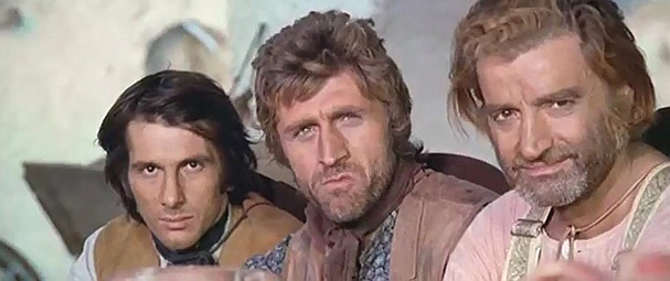 The Ross Brothers in The Last Traitor (1971)