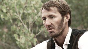 Walker Hare as Jacob London in Lawless Frontier (2012)
