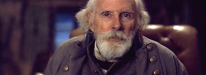 Bruce Dern as Gen. Sandy Smithers in The Hateful Eight (2015)