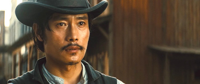 Byung-hun Lee as Billy Rocks in The Magnificent Seven (2016)