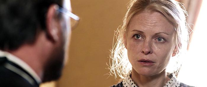 Constance Brenneman as Amelia Travis in Traded (2016)