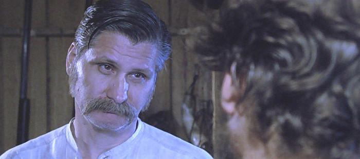 Darrell P Miller as Sheriff Tom Ramey in Western World (2017)