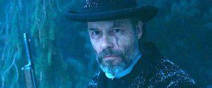 Guy Pearce as The Reverend in Brimstone (2016)