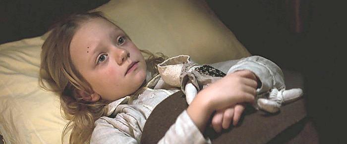 Ivy George as Sam in Brimstone (2016)