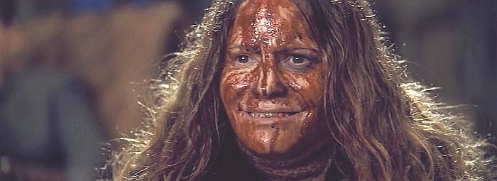 Jennifer Jason Leigh as Daisy Domergue in The Hateful Eight (2015)