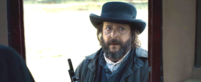 Judd Nelson as Sid Dalton in Stagecoach (2016)