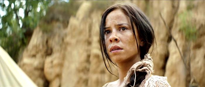 Kimberly Hidalgo as Maria in The Duel (2016)