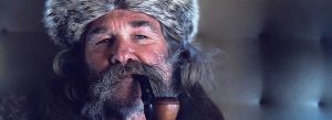 Kurt Russell as John Ruth in The Hateful Eight (2015)