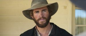 Liam Hemsworth as David Kingston in The Duel (2016)